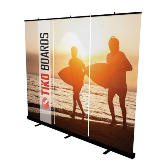 10ft Banner Stand Backwall Kit