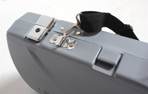 Locking Banner Stand Ship Case Lock