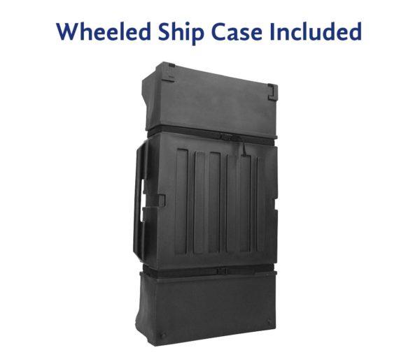 och ship case included