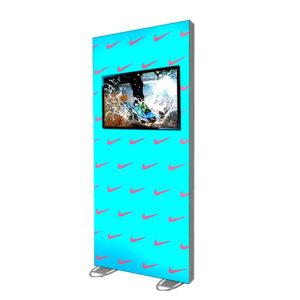 lightbox kiosk